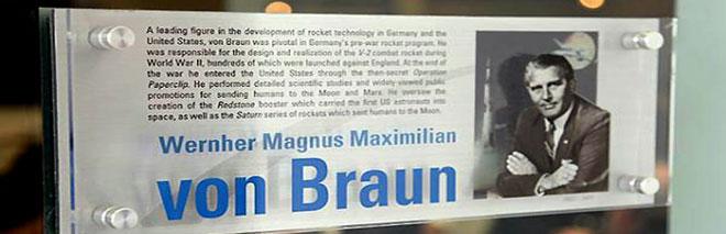 von braun biography