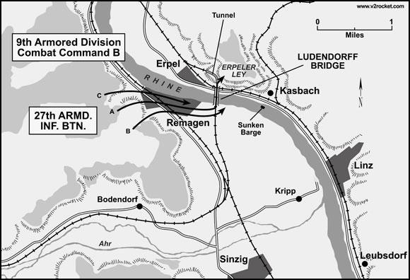 V2rocket Com Rockets On Remagen V 2 And The Ludendorff Bridge